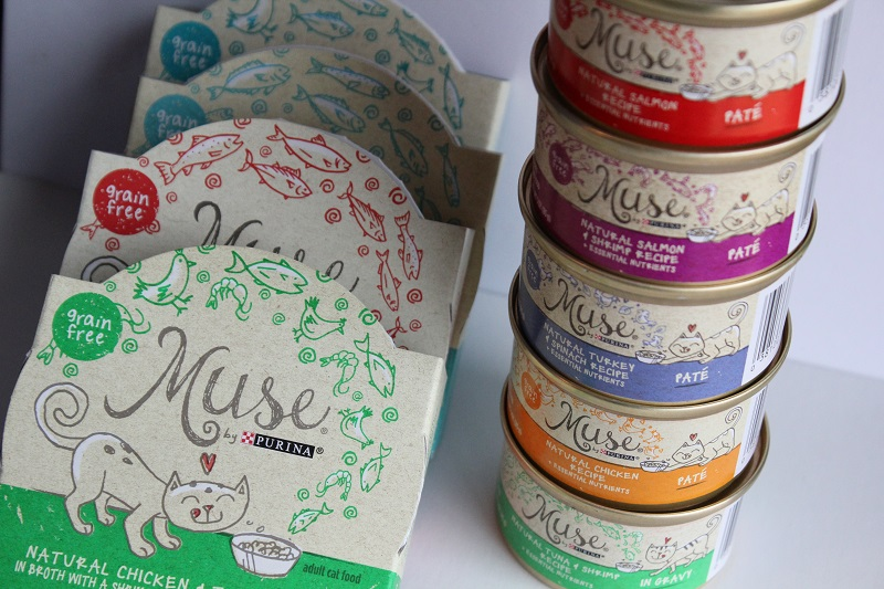 Muse by Purina Wet Cat Food Review